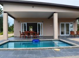 Natura Pool Villa, Rarotonga