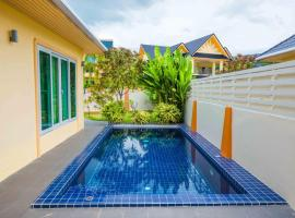 Platinum Residence Villa, 拉威海滩