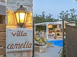 Villa Camellia, Atsipópoulon