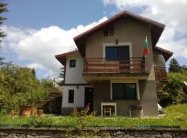 Villa Pantcho, Smolyan