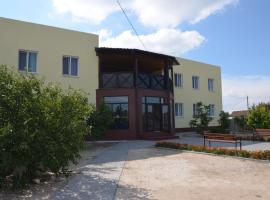 Leto-Arabatka Resort, Genicheskaya Gorka