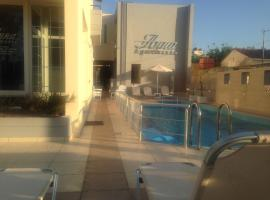 Anna Apartments, Agia Marina Nea Kydonias