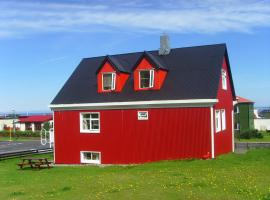 Grundarfjordur Guesthouse and Apartments, Grundarfjordur