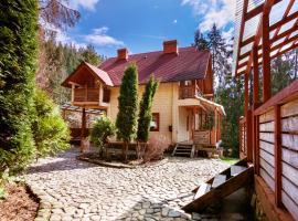 Cottages Sim Vitriv, Волосянка