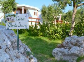 Agriturismo Antichi Ulivi, Mattinata