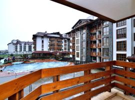 Cozy Apartment with Mountain View, Bansko