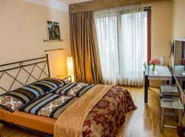 River Diamond Luxury Apartments, Praga