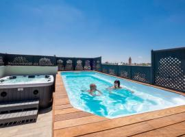 Riad Nesma Suites & Spa, Marrakech