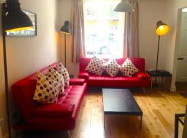 Kings Cross Apartments in Central London,