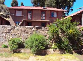Taquile Familia Celso, Huillanopampa