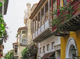 Calle de la Iglesia, Cartagena de Indias