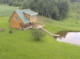 Aratsaare Holiday home, Kõpu
