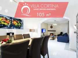 The Queen Luxury Apartments - Villa Cortina, Luxemburg