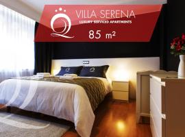 The Queen Luxury Apartments - Villa Serena, Luksemburg