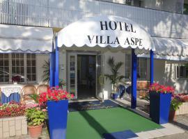 Hotel Villa Aspe, Бибионе