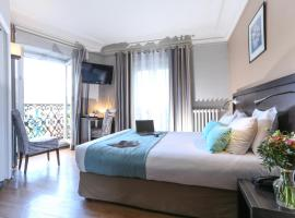 Avalon Hôtel Paris Gare du Nord, Париж