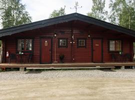Øvre Pasvik Camping, Vaggatem