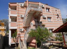 Apartments Pekic, Sutomore