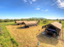 Kananga Special Tented Camp, Banagi