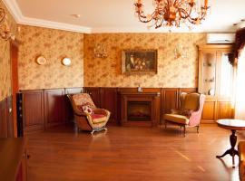 Apartment on Franzuskiy boulevard 9, Odessa