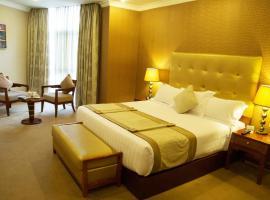 Jupiter International Hotel - Cazanchis, Addis Ababa