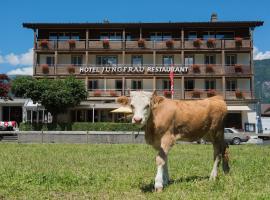 Jungfrau Hotel, Wilderswil
