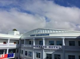 Tungi Colonnade Hotel, Nuku'alofa