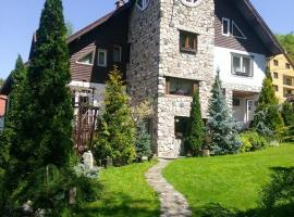 Pension Casa Contelui, Rîşnov