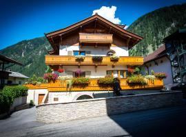Moroder Haus, Mayrhofen