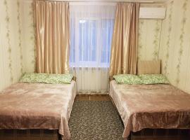 Apartment on Gazovikov, Nebug