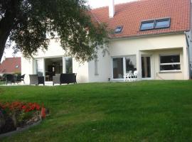Chambres d'Hôtes La Villa des Hortensias, Berck-sur-Mer