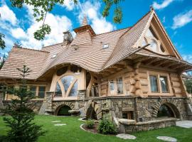 Villa Belweder, Zakopane