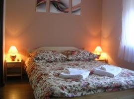 Pokoje gościnne u Krysi, Mizerna