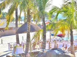 Nghunghwa Lodge, Vila Praia Do Bilene