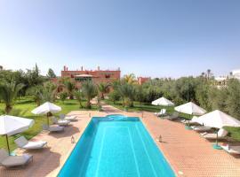 Villa Dar Mya Palmiers, Marraquexe