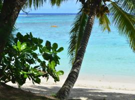Natura Beach Bungalow, Rarotonga