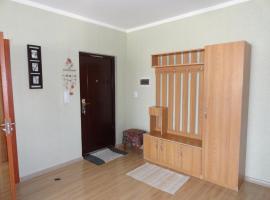 Chinba's apartment, Ulaanbaatar