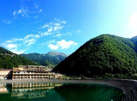 Qafqaz Tufandag Mountain Resort Hotel, Gabala