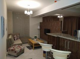 Luxury Studio with Parking, Amman
