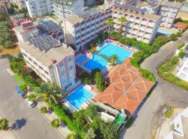 Gazipasa Hotel & Apartments, Side