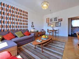 Czecho-Retro Apartment, Прага