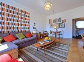 Czecho-Retro Apartment, Praga