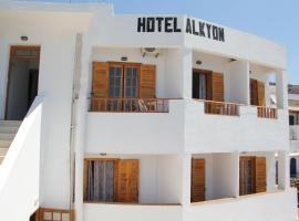 Hotel Alkyon, Khóra Sfakíon