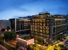 DoubleTree by Hilton Istanbul - Piyalepasa, Istanbul