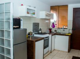 Water Park Apartment, Trujillo