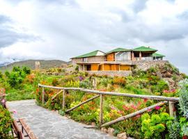 La Granja del Colca, Cabanaconde