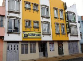 Hotel Sello Dorado, Pasto
