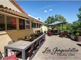 Les Gargoulettes, Lauris