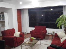 Habitación Departamento Compartido, Cuzco