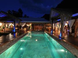 Villa Tiahura by Tahiti Dream, Hauru